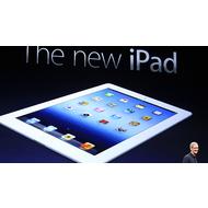 Представлен новый iPad3 от Apple