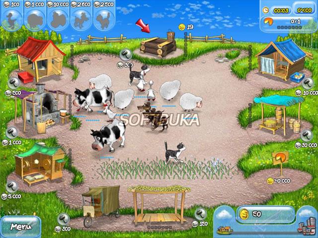 Весёлая ферма - Хозяйство растет!