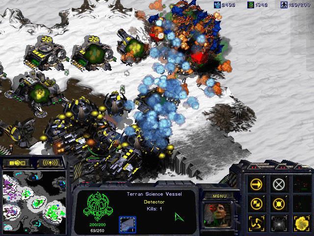 Комп-ия Blizzard представляет патч версии 1.15.3 для своего мега-стратегиче