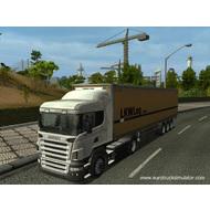 Скриншот Euro Truck Simulator