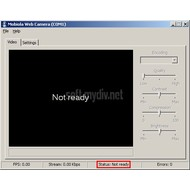 Скриншот Mobiola Web Camera 1.0.4