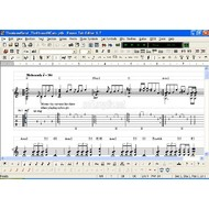 Скриншот Power Tab Editor 1.7 Build 80