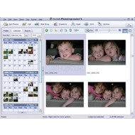 Скриншот ArcSoft PhotoImpression 6.5.9.110 Gold