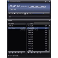 Скриншот AVS  Media Player 4.1.4.77