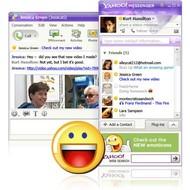Скриншот Yahoo! Messenger 11.0.0.1751 Beta / 10.0.0.1270