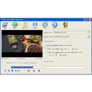Скриншот Fast AVI MPEG Splitter 1.2