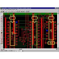 Скриншот ExpressPCB 7.0.1