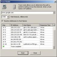 Скриншот NetWorx 5.2.2