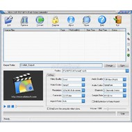 Скриншот Allok 3GP PSP MP4 iPod Video Converter 6.2.0603