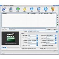Скриншот Allok MPEG4 Converter 6.2.0603