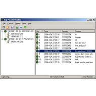 Скриншот ICQ Monitor Sniffer 3.5
