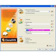 Скриншот CloneDVD 2.9.3.0