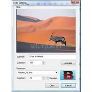 Скриншот DVD slideshow GUI 0.9.4.1