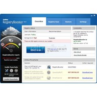 Скриншот Registry Booster 2011 5.0.12.1