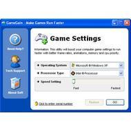 Скриншот GameGain 2.5.23.2011