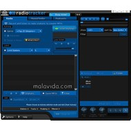 Скриншот Radiotracker 6.2.13600