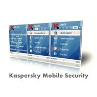 Скриншот Kaspersky Mobile Security 8.0