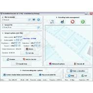 Скриншот PocketDivXEncoder 0.4.5 Beta / 0.3.96