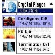 Скриншот Crystal Player Mobile 1.0