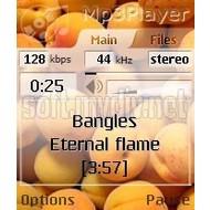Скриншот Mp3Player (Nokia 7610) 3.52