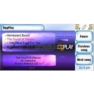 Скриншот OggPlay (Symbian) 1.72