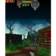 Скриншот 3D House of Death (Pocket PC) 1.0.1