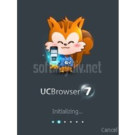 Скриншот UCWEB (Windows Mobile) 7.0.0.41