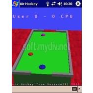 Скриншот Pocket Air Hockey 3D 0.5