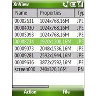 Скриншот XnView Smartphone v1.10