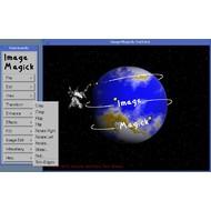 Скриншот ImageMagick 6.4.7-5