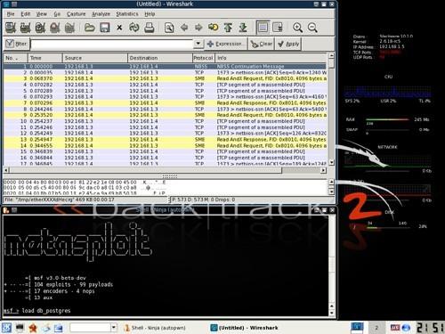 Программы / BackTrack3_FINAL (дистрибутив Линукса специально для аудита сет