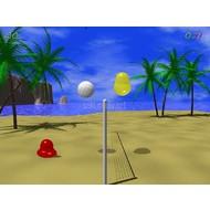 Скриншот Blobby Volley 2 0.9 beta