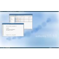 Скриншот Xubuntu 10.10 (Maverick Meerkat) / Xubuntu 11.04 Alpha 1 (Natty Narwhal) / Xubuntu 10.04.2 LTS