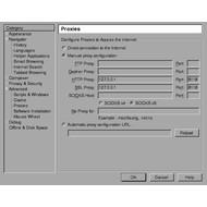 Скриншот Privoxy 3.0.13 Beta