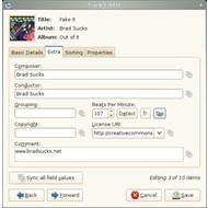 Скриншот Banshee 1.4.3 / 1.5.0
