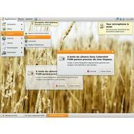 Скриншот Ubuntu Linux 8.04 LTS Desktop Edition / 8.10 Alpha 5