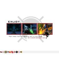Скриншот linuX-gamers 0.9.5