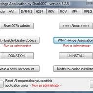 Скриншот Win7codecs 4.5.2