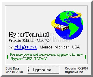 hyperterminal для windows 7 скачать бесплатно на русском языке