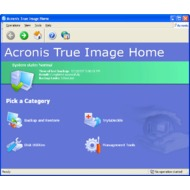 Скриншот Acronis True Image Home 2012 15.0