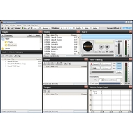 Скриншот SAM Broadcaster 4.9.1