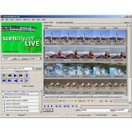 Скриншот ScenalyzerLive 4.0