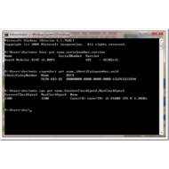 Скриншот BIOS Info Tool 1.3