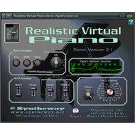Скриншот Realistic Virtual Piano 2.5.0.1