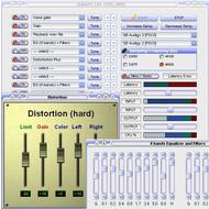 Скриншот Guitar Effects (GuitarFX) 3.04