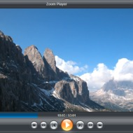 Скриншот Zoom Player MAX 8.1.1