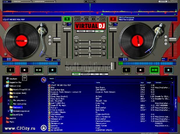 Download Virtual Dj 6....
