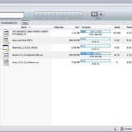Скриншот BitTorrent PRO 6.1.0.0