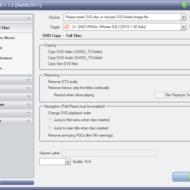 Скриншот DVDFab DVD Copy 8.1.7.8