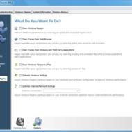 Скриншот TweakNow RegCleaner 2012 7.0.0